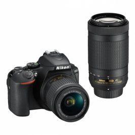 Nikon D5600 + 18-55 AF-P VR + 70-300 AF-P VR (VBA500K004)