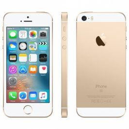 Apple iPhone SE 128 GB - Gold (MP882CS/A)