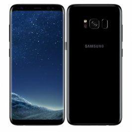 Samsung S8 - Midnight Black (SM-G950FZKAETL)