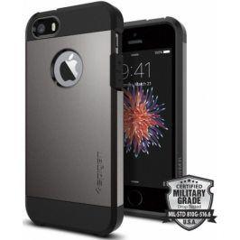 Spigen Apple iPhone 5/5s/SE - gunmetal (041CS20188)