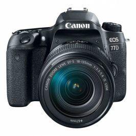 Canon 77D + 18-55 IS STM (1892C017AA)