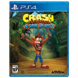Activision Crash Bandicoot N.Sane Trilogy (CEP411502)