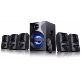Fenda F&D F3800X 5.1, bluetooth, rádio, USB, SD, dálkové ovládání (F3800X)
