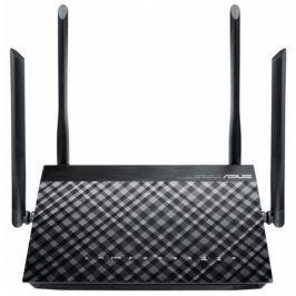 Asus DSL-AC55U - AC1200 dvoupásmový ADSL/VDSL Wi-Fi Modem router (90IG02B0-BM3110)