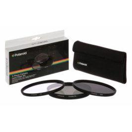 Polaroid 67mm (UV MC, CPL, ND9), set 3ks (PL3FILND67)