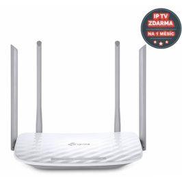 TP-Link Archer C50 V3 + IP TV na 1 měsíc ZDARMA (Archer C50 V3)