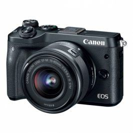 Canon M6 + 15-45mm IS STM (1724C012)