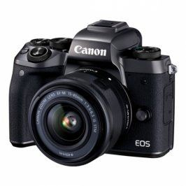 Canon M5 + EF-M 15-45mm IS STM