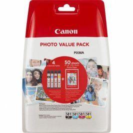 Canon CLI-581 BK/C/M/Y PHOTO VALUE BL (2106C005)