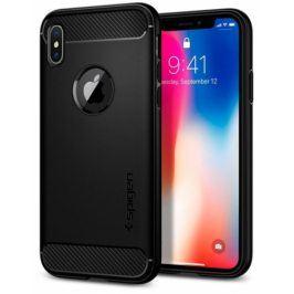 Spigen Apple iPhone X (HOUAPIPXSPBK2)