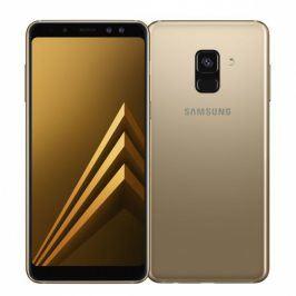 Samsung A8 Dual SIM - Gold (SM-A530FZDDXEZ)