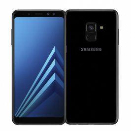 Samsung A8 Dual SIM - Black (SM-A530FZKDXEZ)