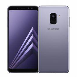 Samsung A8 Dual SIM - Orchid Gray (SM-A530FZVDXEZ)