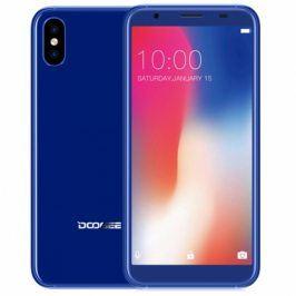 Doogee X55 Dual SIM 16 GB (6924351653729)