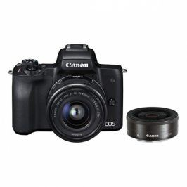 Canon M50 15-45 IS STM + M 22 (2680C032)
