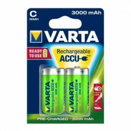 Varta Rechargeable Accu, C, 3 000 mAh, 2 ks