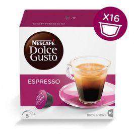 NESCAFÉ Espresso kávové kapsle 16 ks