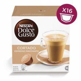 NESCAFÉ Cortado kávové kapsle 16 ks