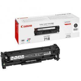 Canon CRG-718Bk, 3400 stran (2662B002)