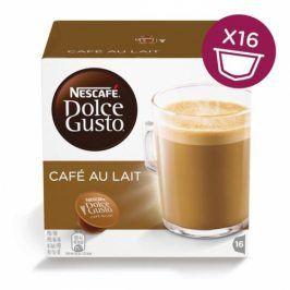 NESCAFÉ Café au Lait kávové kapsle 16 ks