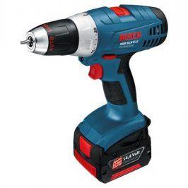 Bosch GSR 14,4 V-LI Professional, 2x Aku