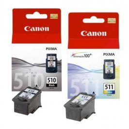 Canon PG-510 / CL-511, 9ml - originální (2970B010)