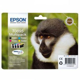 Epson T0895, 5,8ml, CMYK (C13T08954010)