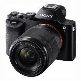 Sony 7 + FE 28-70 OSS