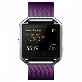 Fitbit Blaze large (FB502SPML-EU)