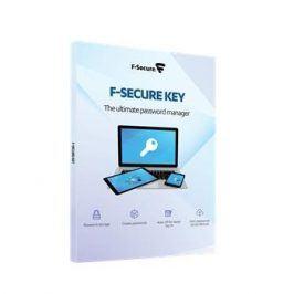 F-Secure F-Secure KEY Premium, x zařízení / 2 roky (FCFBBR2N001E1)