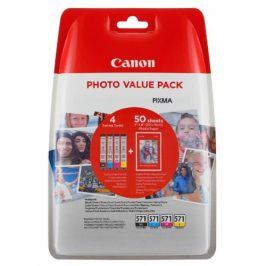 Canon CLI-571 XL PHOTO VALUE Pack, CMYK (0332C005)
