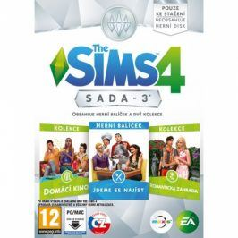 EA PC The Sims 4 Bundle Pack 3 (EAPC05149)