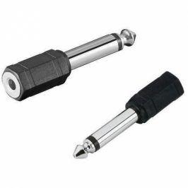 AQ mono 3,5 mm jack / 6,3 mm jack F/M (xaqcaa403)