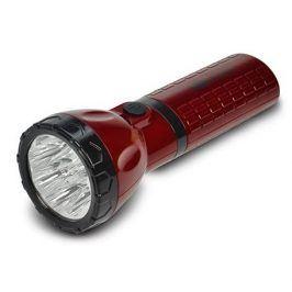 Solight nabíjecí, 9x LED, červeno/černá (WN10)