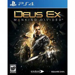 Ostatní PS4 Deus Ex: Mankind Divided (418327)