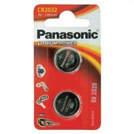 Panasonic Lithium Power CR2032, blistr 2ks (3901)