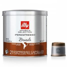 Illy Iperespresso Monoarabica Brazil 21 ks (315403)