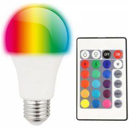 McLED klasik, 6,5W, E27, RGBW + dálkové ovládání (447007)