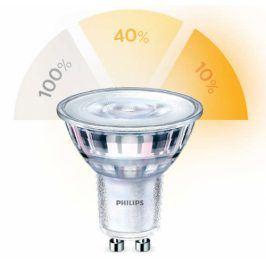 Philips SceneSwitch, bodová, 1,5 - 3,5 - 5 W, GU10, teplá bílá (8718696710937)