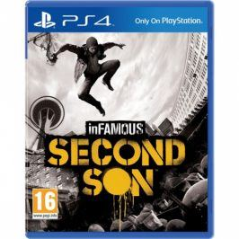 Sony inFamous Second Son (PS719701415)