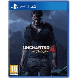 Sony Uncharted 4: A Thief's End (PS719418672)