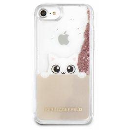 Karl Lagerfeld Peek and Boo Case Glitter na iPhone 7/8 (KLHCI8PABGNU)
