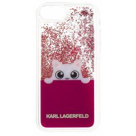 Karl Lagerfeld Peek and Boo Case Glitter pro iPhone 7/8 (KLHCI8PABGFU)