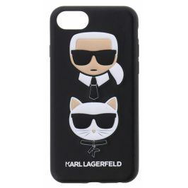 Karl Lagerfeld Karl and Choupette Hard Case pro iPhone 8 (KLHCI8KICKC)