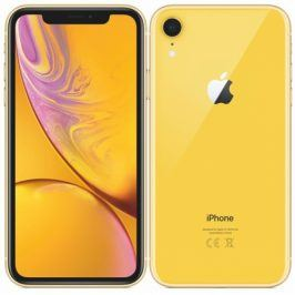 Apple iPhone XR 128 GB - yellow (MRYF2CN/A)