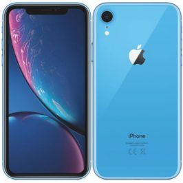 Apple iPhone XR 128 GB - blue (MRYH2CN/A)