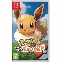 Nintendo Pokémon Let's Go Eevee! (NSS535)
