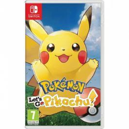 Nintendo Pokémon Let's Go Pikachu! (NSS538)