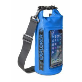 Celly Voděodolný vak Explorer 2L s kapsou na telefon do 6,2