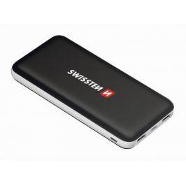 Swissten Black Core Slim 15000mAH, USB-C (22013923)